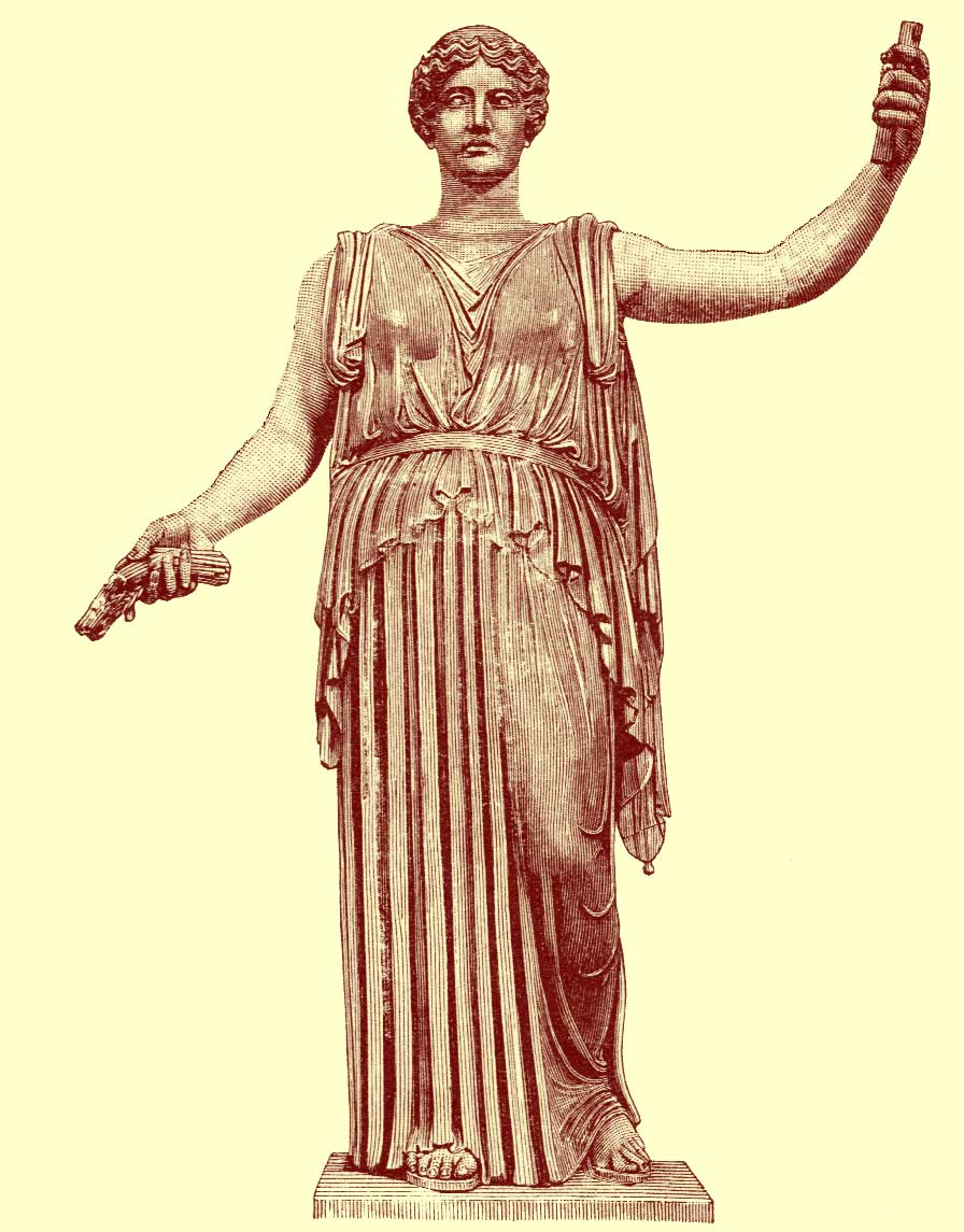 Pin Demeter The Greek Goddess Of Harvest Coloring Page on ...
